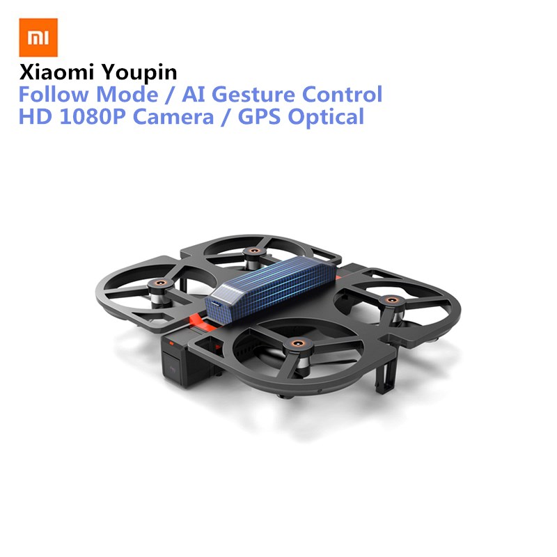 Xiaomi Youpin IDol FPV Camera Drone Foldable Drones With Camera HD 1080P AI Gesture Control Follow Mode GPS Flow Hold RC Drone image