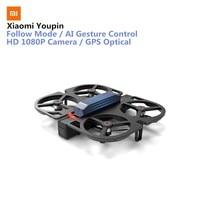 Xiaomi Youpin IDol FPV камера Дрон складные Дроны с камерой HD 1080 P AI жест управление Следуйте режим gps Flow Hold RC Drone