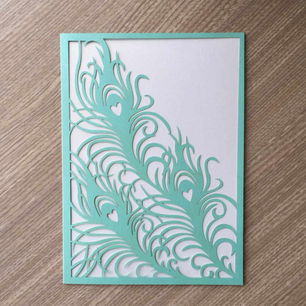 Peacock Cutting Dies DIY Scrapbook Emboss Paper Cards Invitation Craft Stencil Silver YESZ Cutting Die