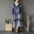 Женщины Осень-Весна новый Ретро Хлопок Белье ручной работы Кнопку Пальто Дракон Рисунок Китайский Пальто И Пиджаки Дамы Пальто