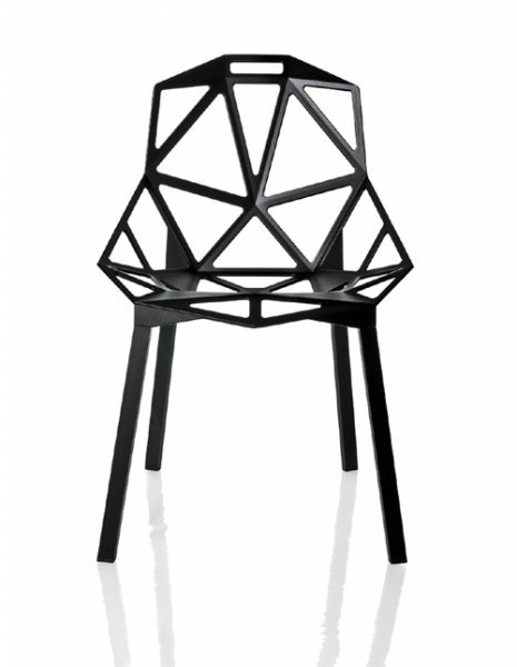 After The Special Design Modern Minimalist Fashion Creative Personality  IKEA Nordic Outdoor Metal Dining Chair Leisure Chair In Dining Chairs From  Furniture ...