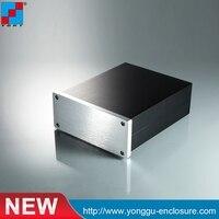 125 51 150 180mm W H L Audio Amplifier Enclosure Box Electronic Case Aluminum Amplifier Enclosure