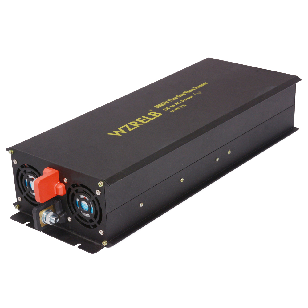 цена на Hot Sell Reliable Pure Sine Wave Inverter 3000W 12V 24V Dc to Ac 120V 220V Inverter Solar Inverter 3000 Watts Pure Sine Wave