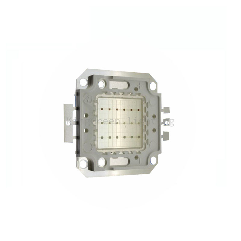 50X Wholesale 18W high power integrated RGB LED lamp bead with factory supply free shipping