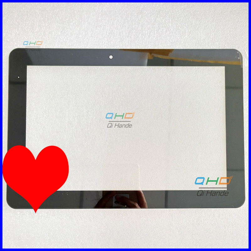 New For 10.1'' inch Allview viva H10 HD Tablet PC Digitizer Glass Touch Screen Panel Replacement part Free Shipping new 10 1 inch tablet pc for nokia lumia 2520 lcd display panel screen touch digitizer glass screen assembly part free shipping