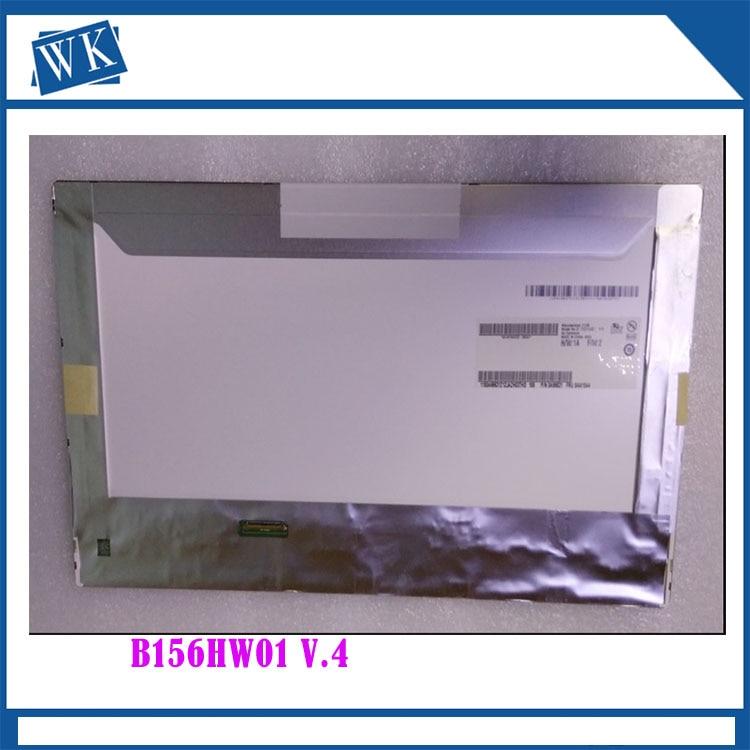 free shipping 15.6 inch laptop LCD screen A+ B156HW01 V.4 B156HW02 V.1 B156HW01 V.7 B156HW01 V.1 LP156WF1 TLA1 LP156WF1 TLC1 vga lcd contoller board kit for lcd desktop monitor diy a monitorb156hw01 v 0 b156hw01 v 4 b156hw01 v 7 lp156wf1 n156hge l11