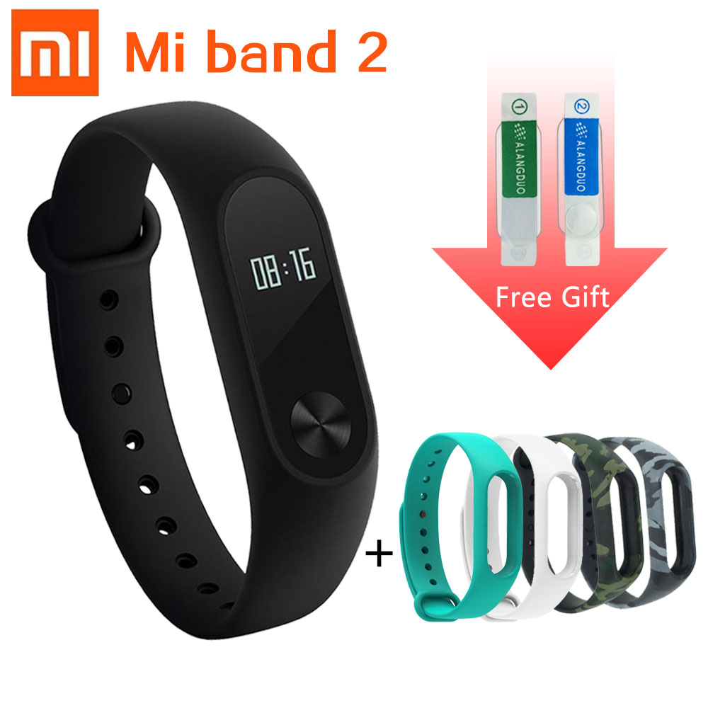 Original xiaomi mi band 2 Miband 2 Smart Wristband ...