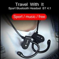 Sport running bluetooth słuchawki dla lava ivorys 4g bezprzewodowe słuchawki douszne słuchawki z mikrofonem