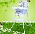 2016 Новые Прибытия Детские Стульчики Многофункциональный Складной Портативный Baby Стул Еда Для 0-4 Лет Ребенок Использовать