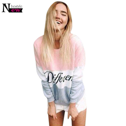Fashion Different Print Hoodies Women Fleece Pullover Sweatshirt Women Casual Clothes Streetwear Harajuku Hoodie sudadera mujer 2