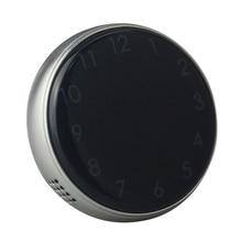 Мини детский gps трекер GSM Шпионские часы A12 для взрослых и взрослых, карманный локатор, устройство слежения, SOS сигнализация, голосовой монитор, режим ожидания, 4 дня