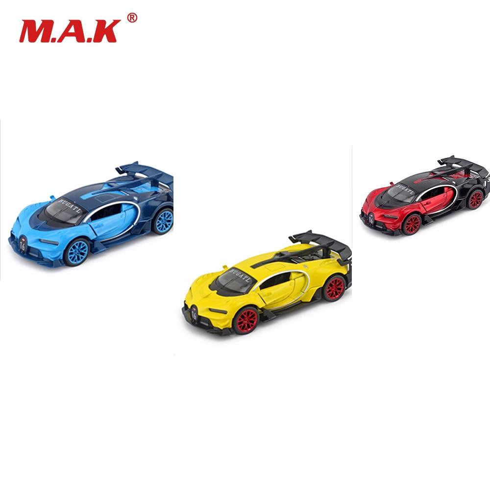 אוסף 1:32 סולם סגסוגת Diecast Bugatti Veyron GT דגם - צעצוע כלי רכב