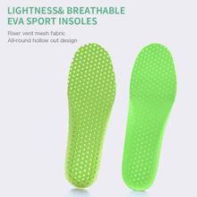 Buy PCSsole elastic breathable non-slip running increased orthopedic pad arch support sports men and women insoles 637 directly from merchant!