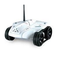 Rc автомобиль бак 777 325 WiFi FPV системы 1mp HD Камера приложение Дистанционное управление игрушка телефон Управление LED робот Игрушечные лошадки
