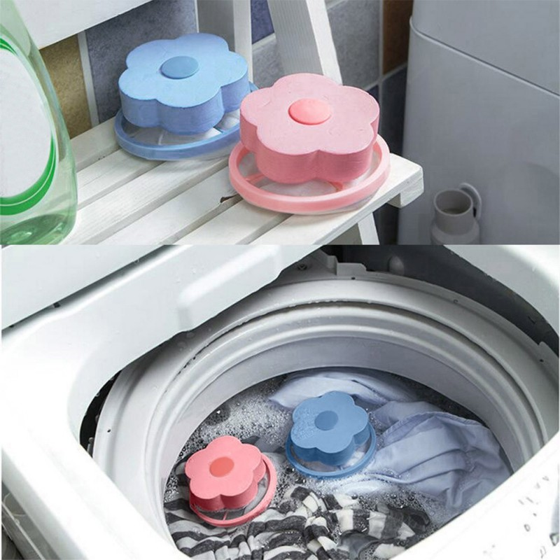 Household Practical Durable Filter Bag Mesh Filter Hair Removal Floating Hair Catcher Washing Machine Laundry Bag