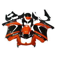 High quility ABS fairings for Kawasaki ninja EX250 250R 2008 2009 injection molding fairing kit red 08 09 08 14 LX59