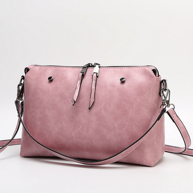 2016 New arrival women leather handbags designer brand crossbody bags shoulder bag bolsas femininas wholesale