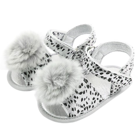 Baby Shoes Newborn Baby shoes First Walkers Shoes Leopard Baby Girl PU Fashion Princess Shoes Islamabad