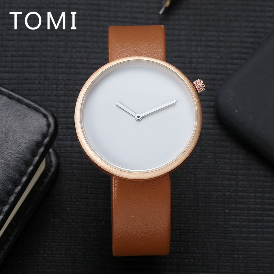 Men TOMI New Luxury Business Watch Top Fashion Brand  Sport Waterproof Quartz Wristwatches Dress Watches Fashion Luxury Relogio 2017 new top fashion time limited relogio masculino mans watches sale sport watch blacl waterproof case quartz man wristwatches