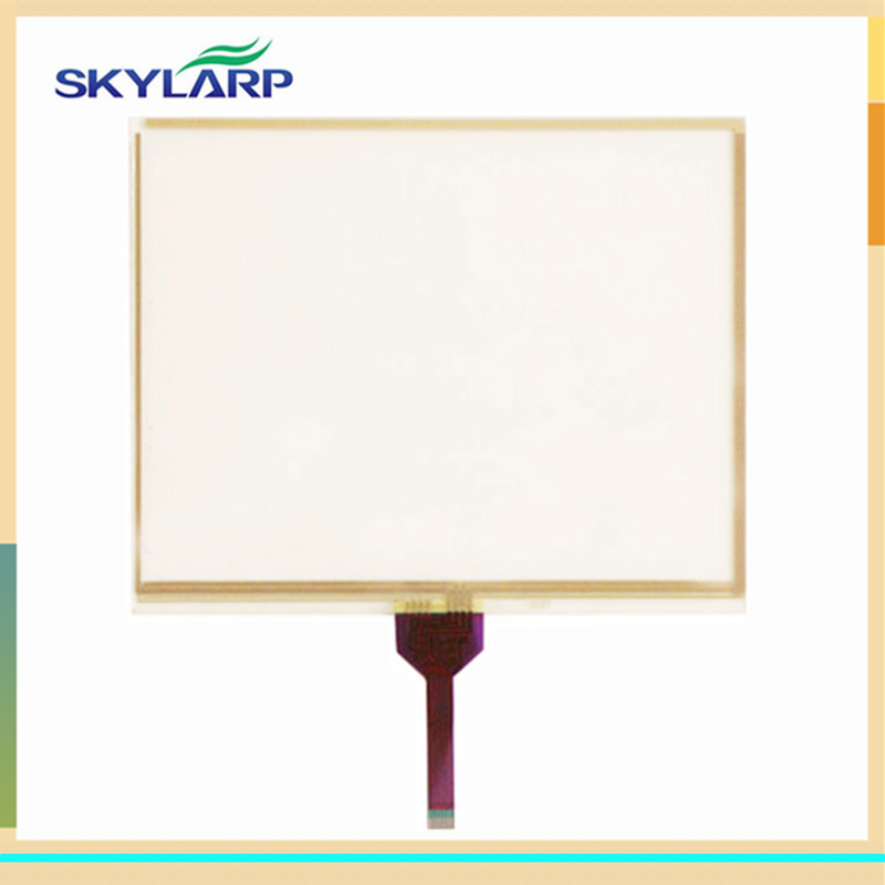 skylarpu 10.4 inch Industrial control equipment 8 wires touch screen for JAT710 digitizer panel glass