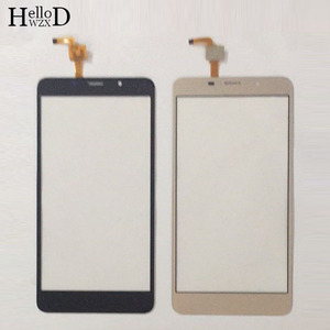 Image 2 - Mobile Front Glass TouchScreen For Leagoo M8 Pro Touch Screen For Leagoo M8 Touch Screen Digitizer Panel + Protector Film