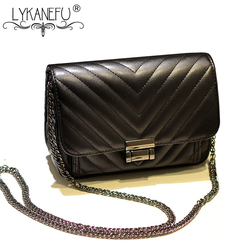 LYKANEFU Crossbody Bags Women Bag Messenger Bags PU Material Handbags Women Famous Brands Bolsos Sac a Main Femme de Marque small crossbody bags women bag messenger bags leather handbags women famous brands bolsos sac a main femme de marque fashion bag