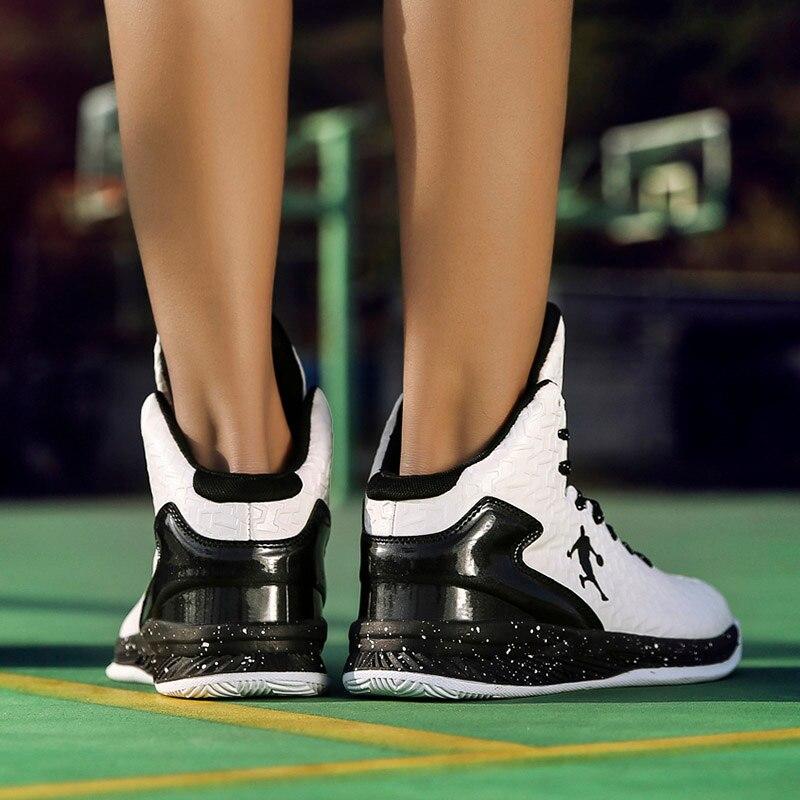 Man High-Top Jordan Basketball Sko Mænds Pude Light Basketball - Kondisko - Foto 6
