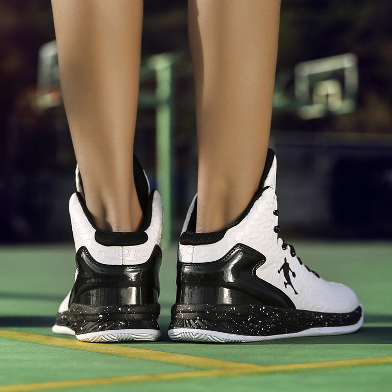 Nike Jordan blanco/negro