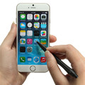 New 13cm Fine Point Round Thin Tip Capacitive Touch Screen Stylus Pen For iPad For iPhone Mobile Phone Stylus Universal