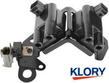 Nouvelle bobine d'allumage de haute qualité pour FITKia Pro Cee'D Sportage SUV G4GC 2.0L L4 27301-23900 5C1623 2004-2015