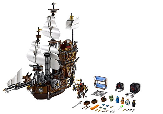 Lepin 16002 Modular Pirate Ship Metal Beard's Sea Cow Building Block Set Bricks Kits Set Toys Compatible 70810 new lepin 22001 pirate ship imperial warships model building kits block briks toys gift 1717pcs compatible