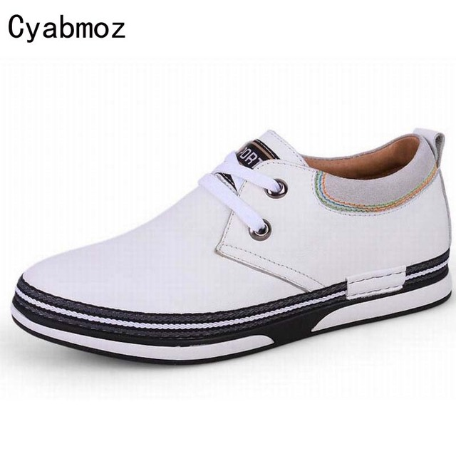 height increasing shoes for men 5cm new fashion lace up casual shoes men's high quality business dress shoes sapatos masculinos