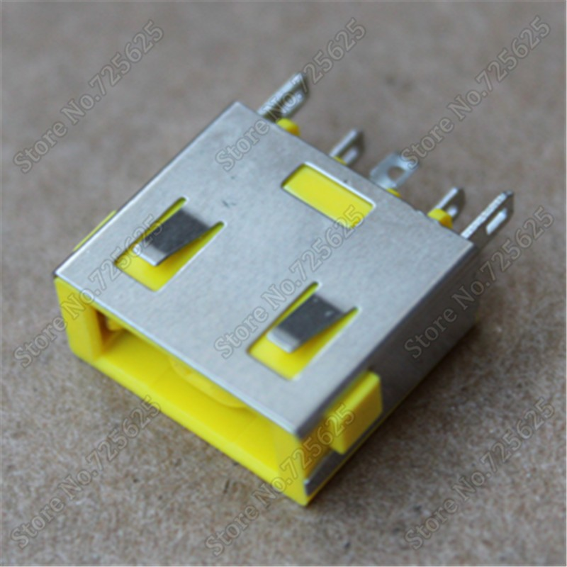 50pcs-100pcs New AC DC Power Jack Plug Charging Port Socket Connector For Lenovo G400 G490 G500 G590 Z501 Z510 1pcs dc power jack socket plug connector port for asus k53e k53s mother board new arrival wholesale