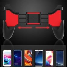 Điện Thoại Di Động Bộ Điều Khiển Trò Chơi Giá Đỡ Tay Cầm Chơi Game Tay Cầm Kẹp Đứng Cho iPhone 8 Plus Nút Chơi Game Joystick Gắn Chân Đế