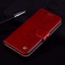 For Xiaomi Redmi 4X Case Cover DILLON GUAN Luxury Wallet PU Leather Phone Case For Xiaomi Redmi 4 X Case Flip Back Cover Case
