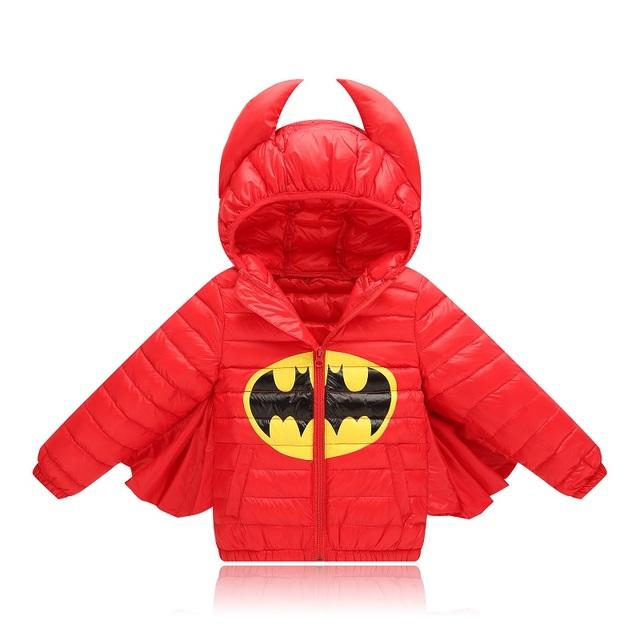 Warm Batman Design BabyWinter Jacket