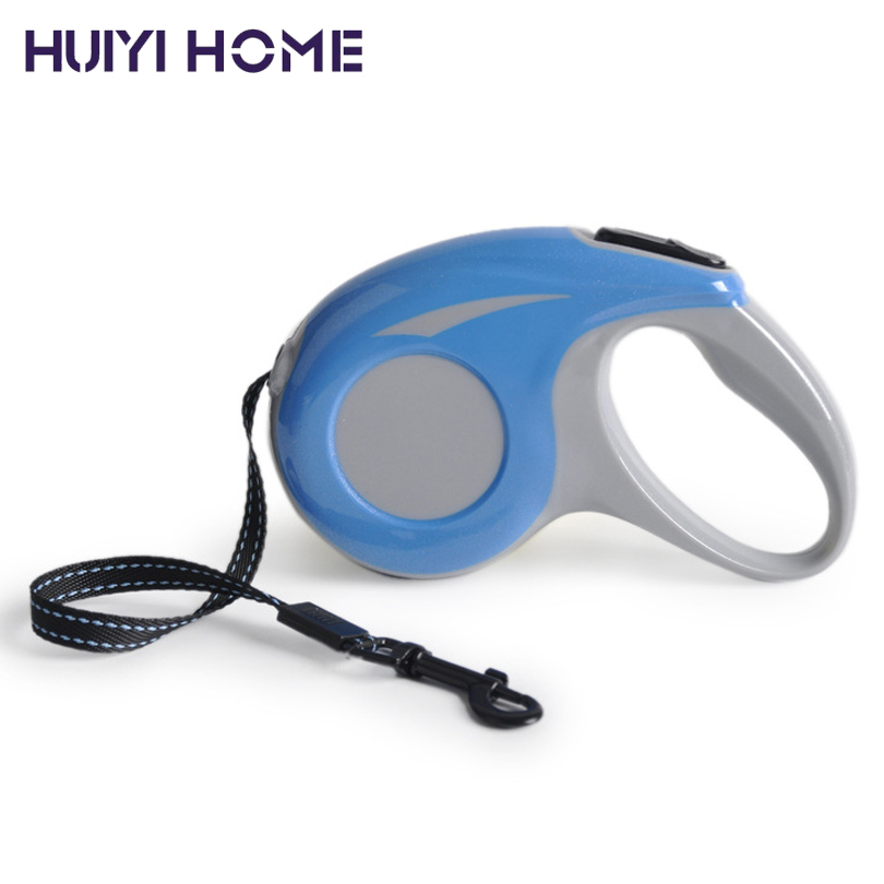 Huiyi Home 3m Automatic Retractable Dog Leash Pet Supplies 3 Colors Puppy Belt Pets Products For Small Dogs And Cats ENA021