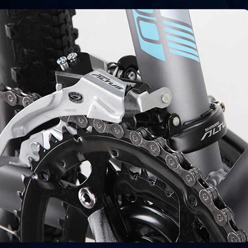 Trinx горный велосипед Nana N700 спортивный велосипед для девочки масляный тормоз Трансмиссия 27 скорость 26 дюймов рама из алюминиевого сплава для горы