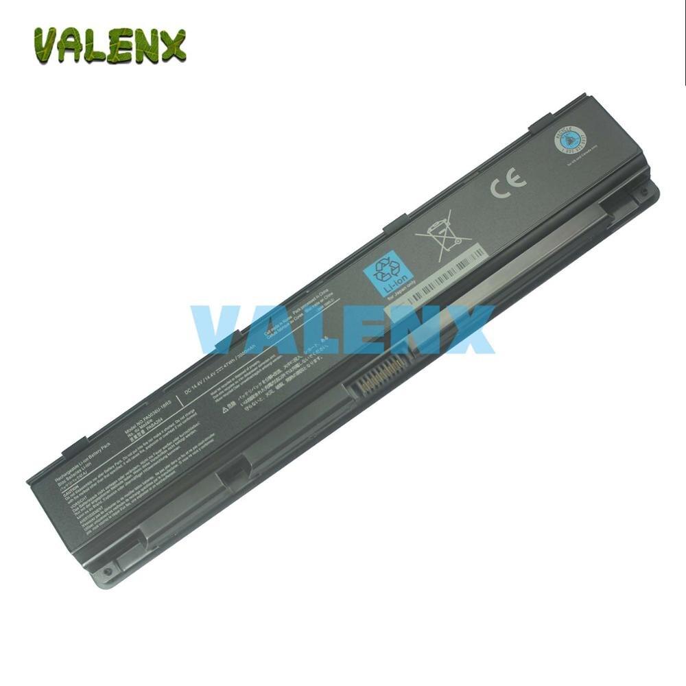 OEM batterie d'ordinateur portable pour Toshiba PA5036U-1BRS PABAS264 Pour Qosmio X70 X870 X875 Batterie 14.4 V 3000 mAh PA5036U PA5036