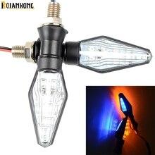 Motorcycle Turn Signal Light Flashing LED lights Indicator Amber Lamp Lights FOR KTM RC200 RC390 1190 990 1290 AdventuRe/R