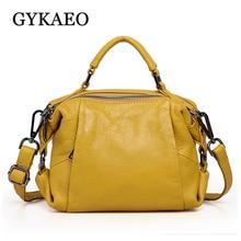 GYKAEO Winter Female Shoulder Bag Ladies Fashion Small Bosto