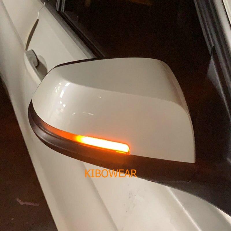 Kibowear Dynamic Mirror Indicator Sequential LED Turn Signal light for BMW F21 F23 F31 F34 F36