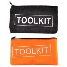 Portable Mini font b Tool b font Kit font b Bag b font 600D Oxford Cloth