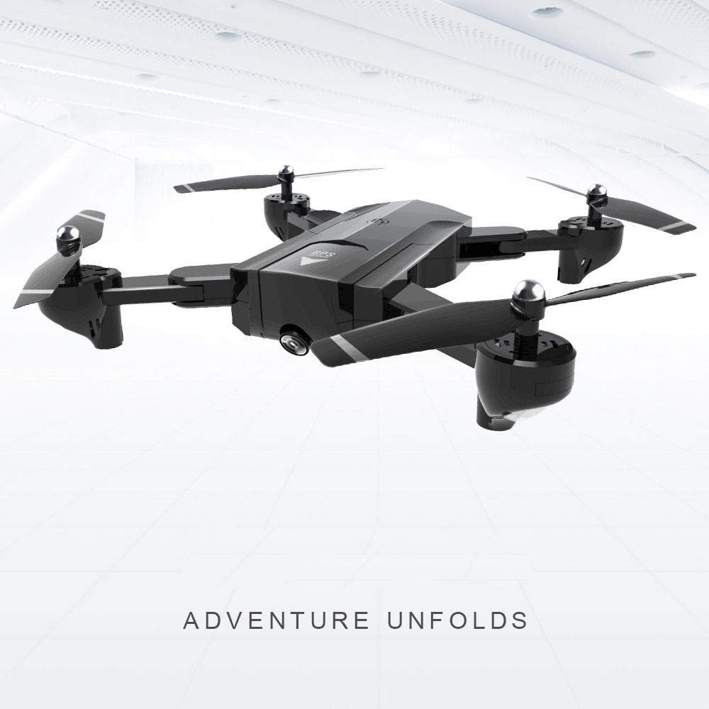 Global Drone Foldable GPS Follow Drone with Camera Full HD RC Quadcopter Profissional FPV Drones Quadrocopter VS VISUO XS812 28