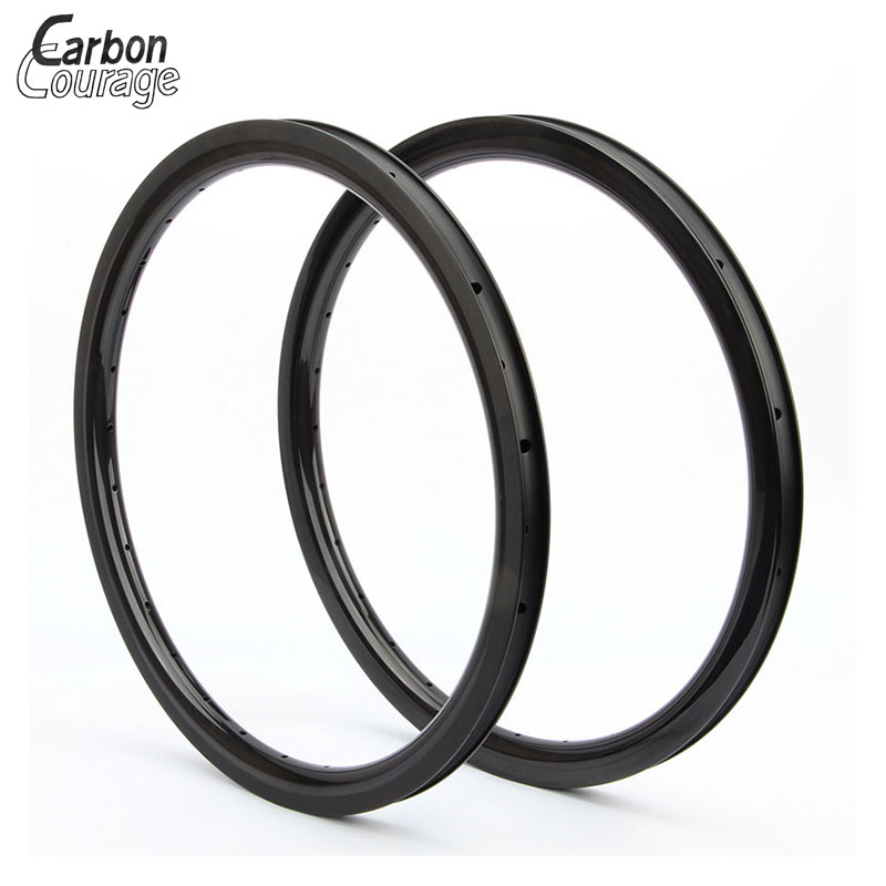 3K Glossy or Matte Carbon Road Bike Rims And Wheelset 406 Carbon Rims Clincher 38mm Clincher Carbon Rims Bicycle Rims Carbon 1sheet matte surface 3k 100% carbon fiber plate sheet 2mm thickness