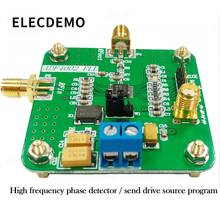 цена на ADF4002 Module High Frequency Phase Detector Phase Locked Loop Module Send Drive Source Program Genuine Specials
