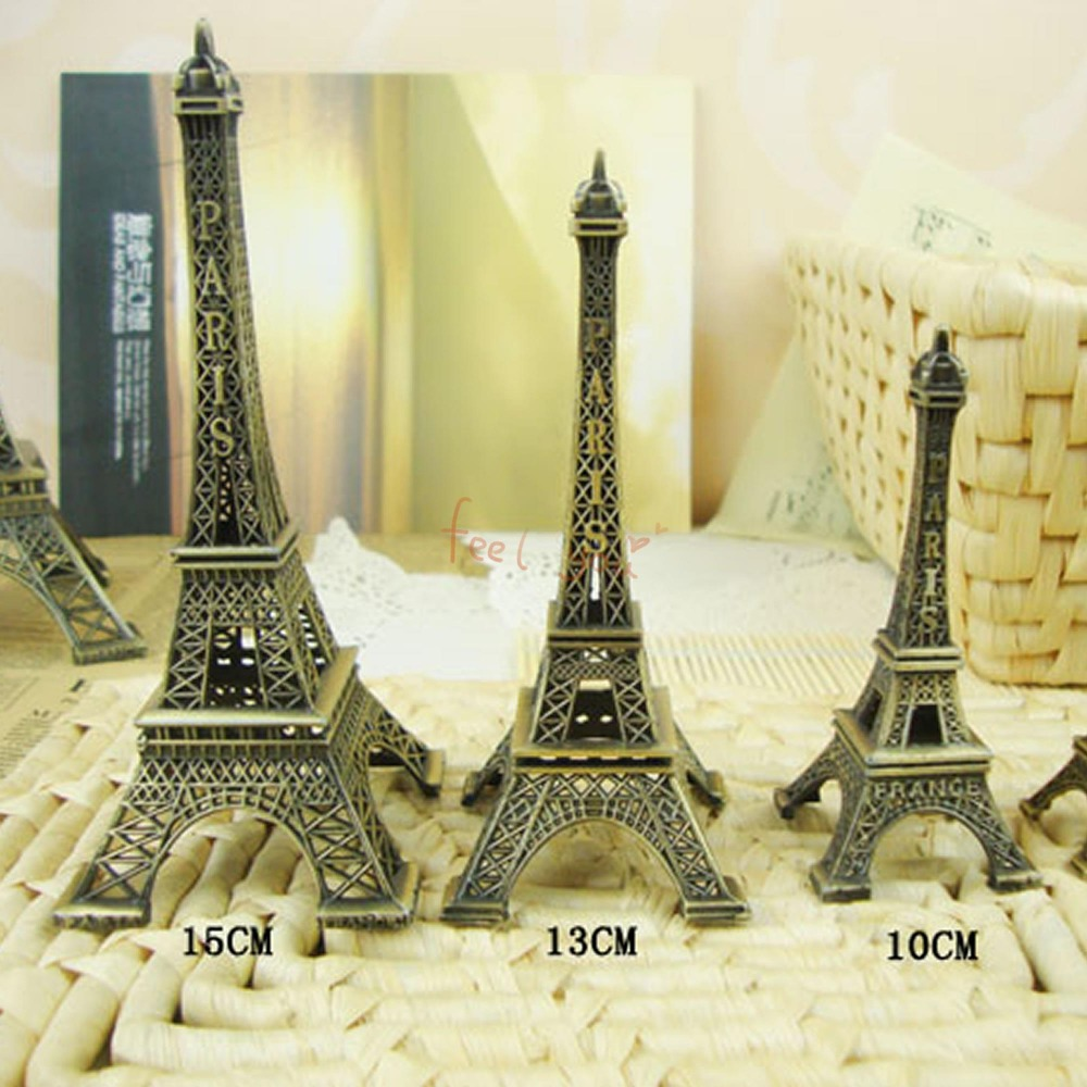 Dorable Metal Eiffel Tower Wall Decor Composition - The Wall Art ...