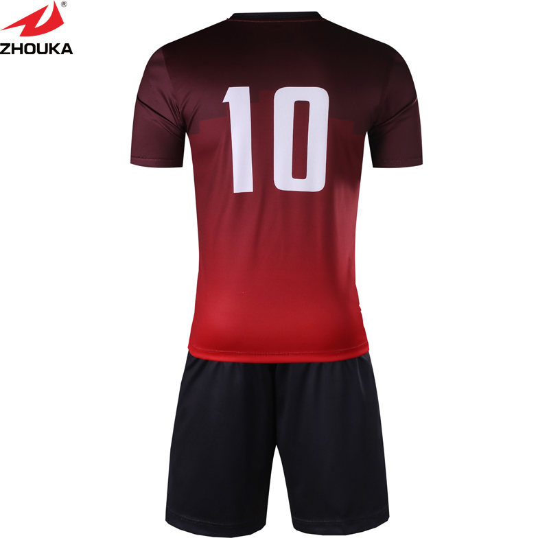 d49f6e450b6c Wholesale Custom Youth Club soccer jersey Design Your Team Sports Uniform  Top quality personalised sublimation soccer jersey -in Soccer Sets from  Sports ...