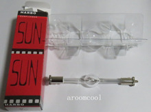10xLot Sales HMI 575/2 Stage Scan Lamp Bulb 575W Stage Studio Lamps Metal Halide SFc10-4 Double Ended HMI575 Follow Spot Bulb