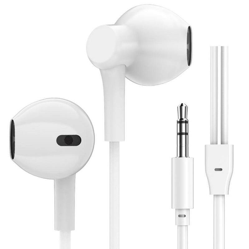 Brand GSDUN 3.5 Mm Jack Universal Headphones Hifi Bass Earphones Headset For Apple IPhone 5S 6 6S Pad Earbuds Auriculares MP4